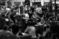 General Assembly Meeting in September at Zuccotti Park, early into the occupation