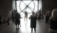 Clock Room, Musee D'Orsay